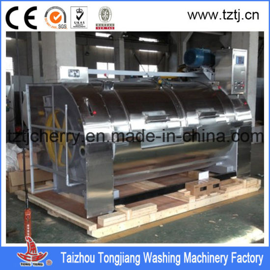 Full Steel 400kg Heavy Duty Semi Automatic Industrial Washing Machine pictures & photos