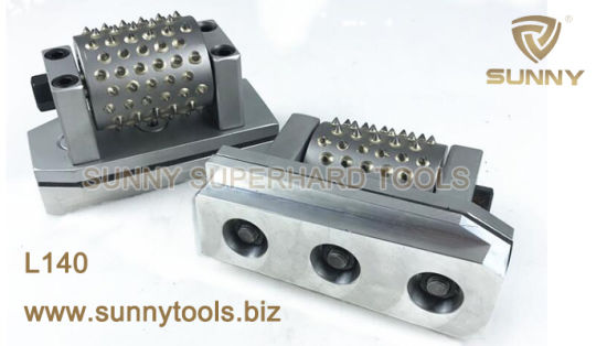 Diamond Grinding Roller Scratching Roller for Stone pictures & photos