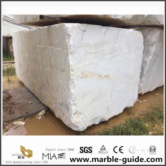 New Calacatta White Stone Marble for Sale (Construction/Flooring/Wall/Decoration/Building/Natural/Cheap/China/Engineered/Wholesale/Kitchen/Bathroom) pictures & photos