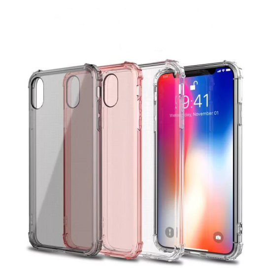 Hot Selling Silicon Phone Case Liquid Silicone Back Cover for Samsung Galaxy S8/ S8 Plus