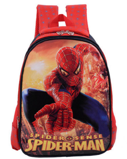 5a8a5f1701 Elementary School Students Backpack Bag Cartoon Character Schoolbag