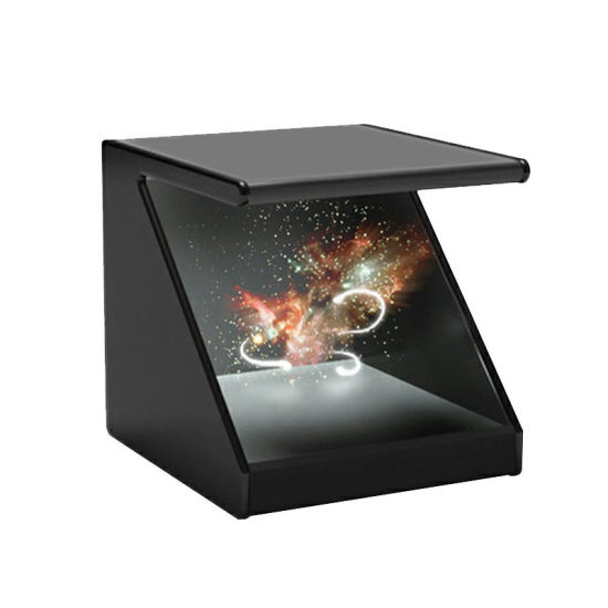 Holographic Display with Creative Design