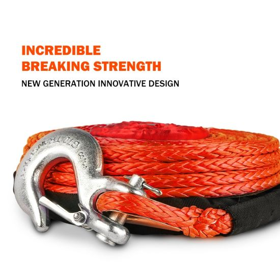 New High Strength Rope for Winch