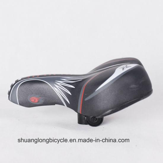 2018 New Design Bicycle Saddle Soft Mountain Bicycle Saddle (9185)