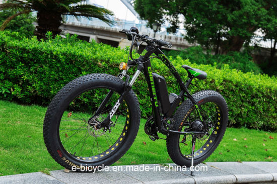 21 Speed 500W Lithium Battery Snow Electric Bike