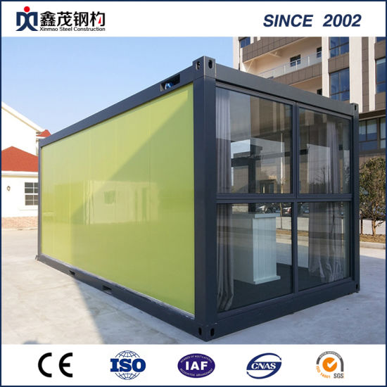 Dismountable Prefab Container House with International Certification Standard pictures & photos