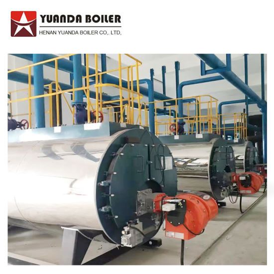 China Best Price Natural Gas Sel Heavy Oil Fired Central Heating Water Boilers For