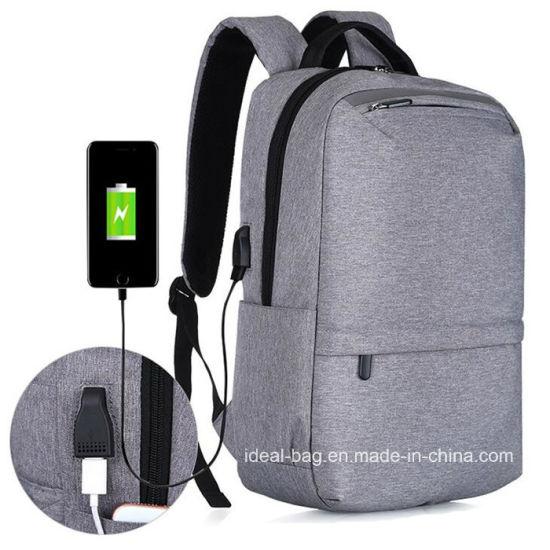 00dba47551 China Fashion Designer Canvas Student Shoulder Bag Backpack