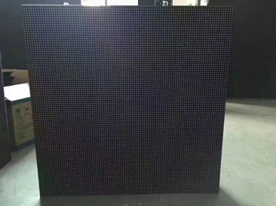 High Brightness Outdoor RGB Video Display LED Screen Module