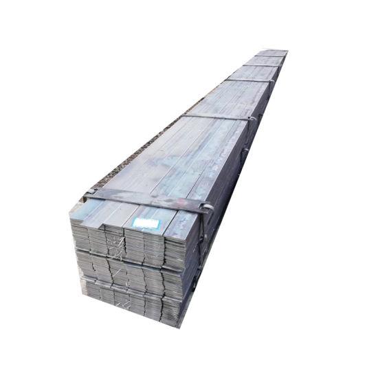 ASTM A36 Ss400 S235jr Hot Rolled Steel Flat Bar
