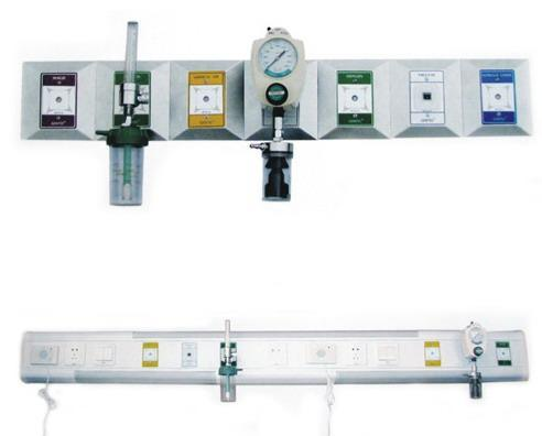 Professional Manufacturer Hospital Bed Head Unit Medical Gas Equipments pictures & photos