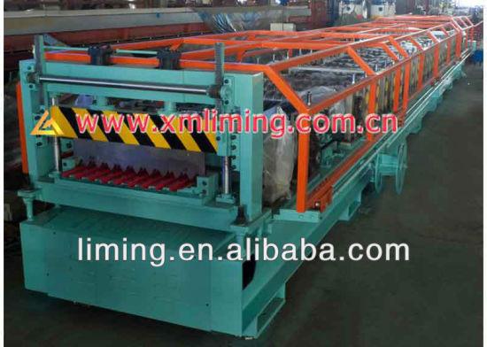 Xiamen Liming Roller Shutter Door Roll Forming Machine