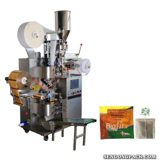 China C18 Caraway Tea Bag Making Machine Price with Thread