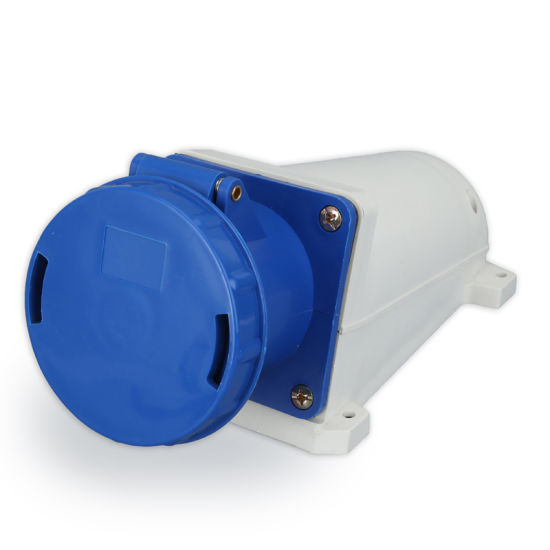 63A 2p+E IP67 High Quality Surface Mounted Socket 133 with Economic Price