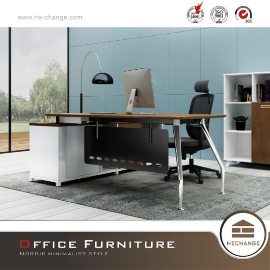 L Shape S Executive Table Furniture