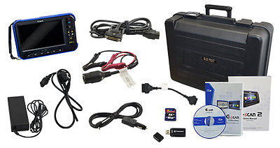 G-Scan 2 The Best Scan Tool Support Cars and Trucks