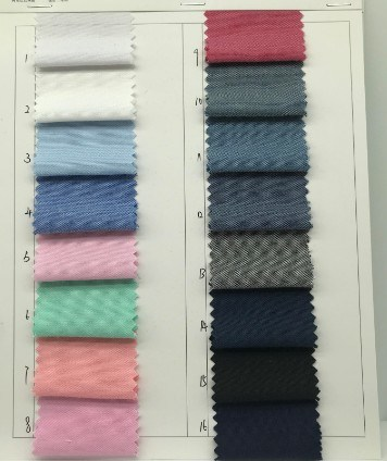CVC 55/45 Cotton Polyester Oxford Fabric