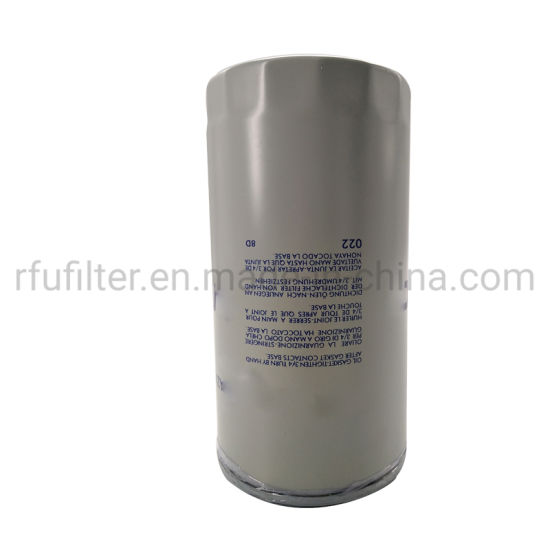 Auto Parts Factory Price OEM 1903628 Oil Filter for Iveco pictures & photos