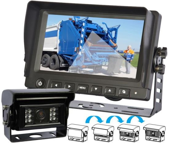 Municipal Vehicle Rear View System pictures & photos