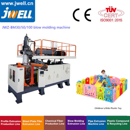 Plastic Extrusion Children′ S Play Facilities Indoor Outdoor Playground Equipment Blow Molding Machine/Made in China