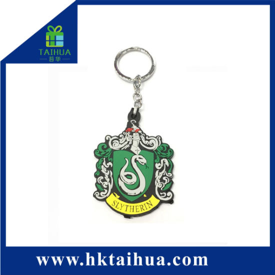 PVC Car Keychain, PVC Keychain Making (TH-PVC9147) pictures & photos