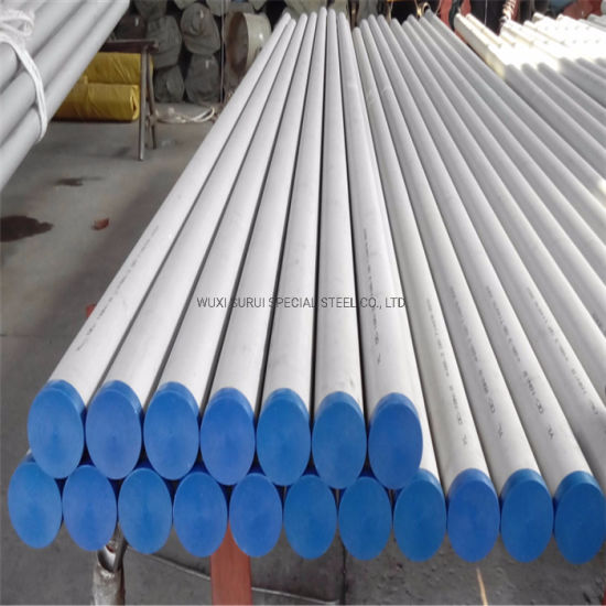 42mm *2mm Round Tube 201/ 304/ 316L Stainless Steel ISO Certification pictures & photos
