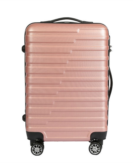 2019 3PCS Sets Luggage Travel Trolley Bag with 4 Spinner Wheels Xha148