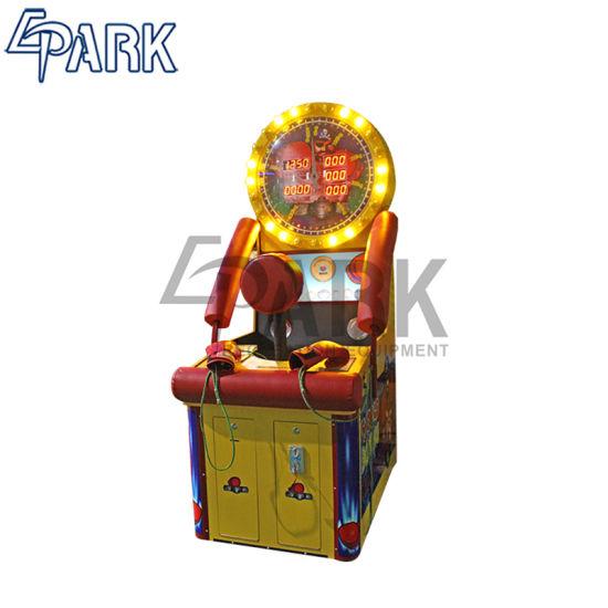 Amusement Ticket Arcade Game Machine World Boxing Championship for Sale