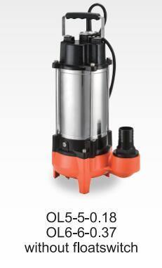 China Submersible Water Pump Price List pictures & photos