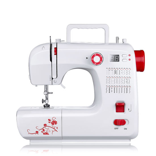 Computerized Embroidery Household Sewing Machine Fhsm-702 with High-Speed