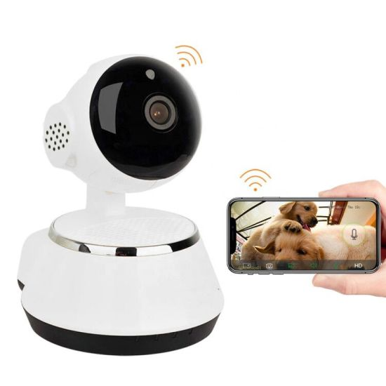 Bargain Price New Security Camera Remote Control WiFi Baby Monitoring IP Camera pictures & photos