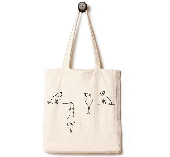 Canvas Travel Silkscreen Custom Logo Gift Cotton Tote Bag pictures & photos