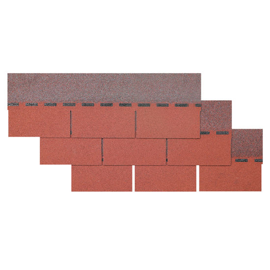 China Thailand Asphalt Shingle New Roofing Tiles Durable Single Layer Easy Installing Asphalt Roofing Shingles China Asphalt Shingle Asphalt Roofing