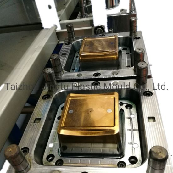 Mold for Plastic Receiving Box of Hardware Fittings