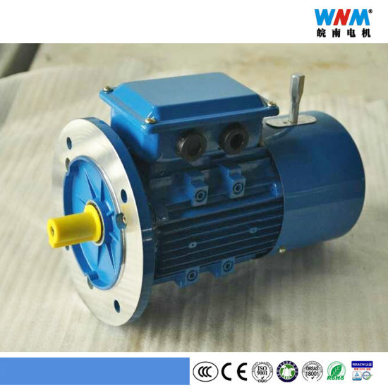 Yxej 0.12~200kw Three Phase AC Induction Electric Speed Control Motor with Electromagnetic Brake for Conveyors Yxej90s-2 1.5kw 2865rpm