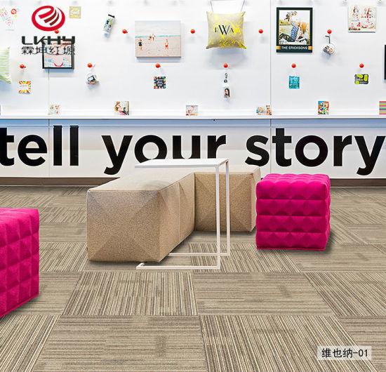 Carpet for Living Room Rug Colorful Carpet Tiles 50X50 Rugs for Living Room  Carpet 2019 Amazon Hot Sale Fashion Carpet Tiles