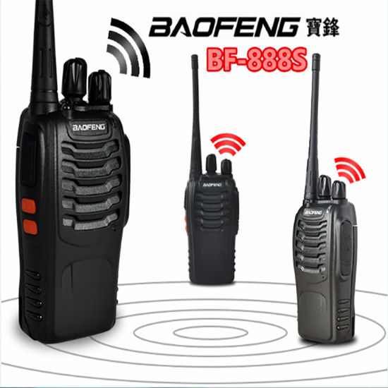 2019 Hot Sales Baofeng Bf-888s UHF Walkie Talkie Long Range pictures & photos