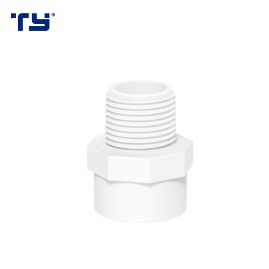 PVC Plumbing Pipe Fitting for Water Supply (ASTM SCH 40)