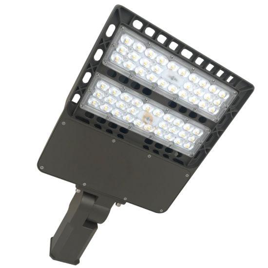 150W High Brightness Modular Die-Casting Lamp Housing LED Area Parking Lot Street Light