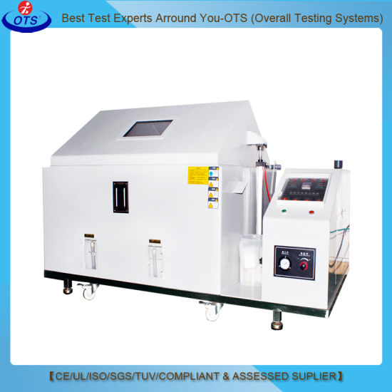 Electronic Lab Equipment Universal Nozzle Composite Salt Spray Test Chamber