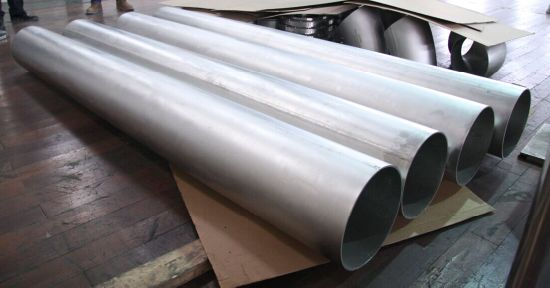 Nickel Alloy Welded Pipes pictures & photos