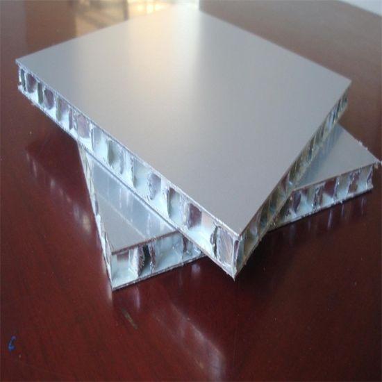 Decorative Material Aluminum Honeycomb Panels for Exterior Wall Cladding