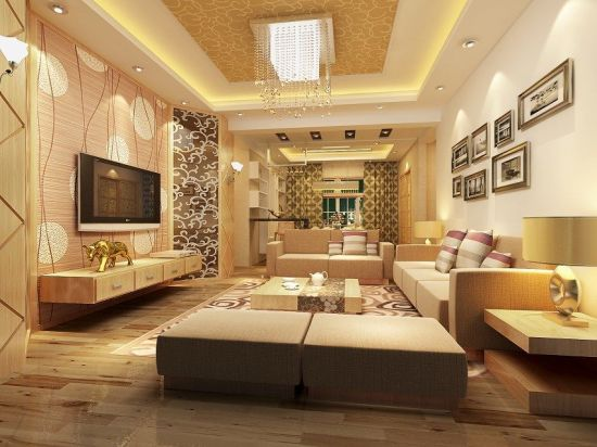 China Beautiful Hotel Hall Bar Luxury Jewelry Diamond Flower
