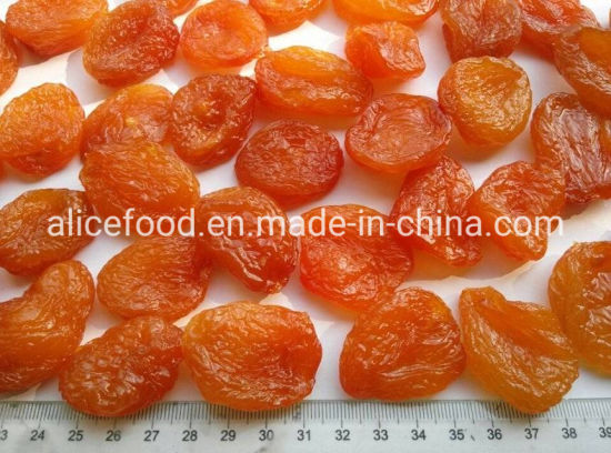 Dried Fruits Food Factory Mass Production Dried Apricot