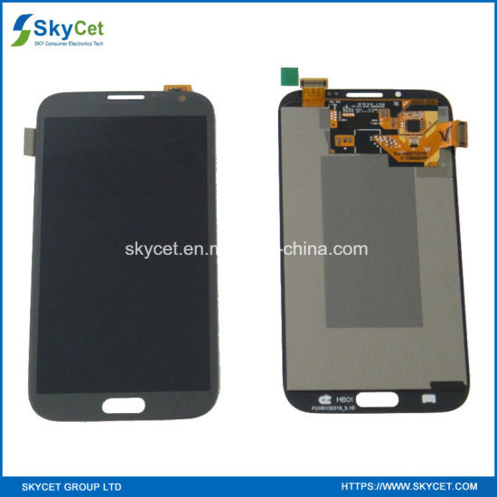 Cell Phone LCD for Samsung Galaxy Note2 N7100 LCD Screen Repair pictures & photos
