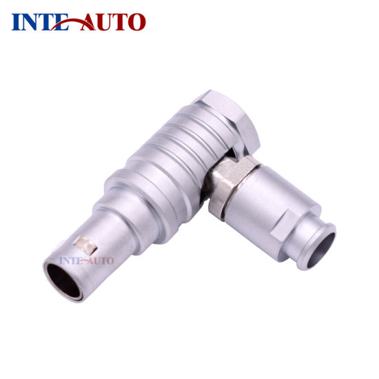 Metal 90 Degree Male Elbow Plug connector compatible FHG