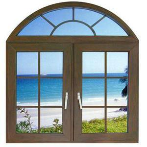 Foshan Woodwin High Quality Thermal Break Aluminum Window pictures & photos