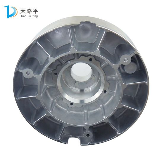 Aluminum Cold Forging Non-Ferrous Metal Die Casting Products pictures & photos