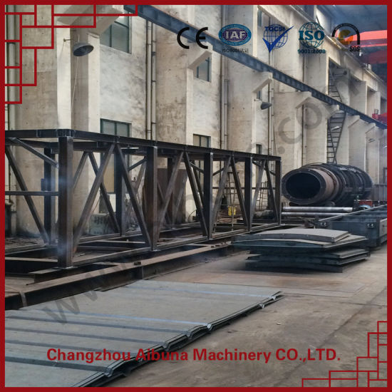 China Hot Product Thriple Drum Dryer pictures & photos