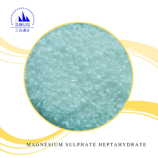 Low Price High Quality with Magnesium Sulphate pictures & photos